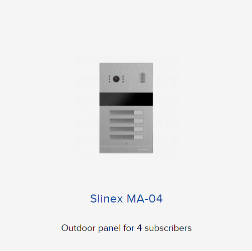 Outdoor Panel MA-04
