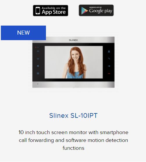 Video Intercom SL-10IPT